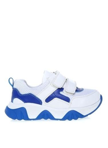 Limon Company Limon Beyaz - Mavi Yürüyüş Ayakkabısı Beyaz
